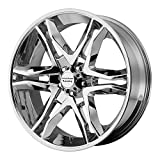 American Racing AR893 Mainline Chrome Machined Wheel (17x...