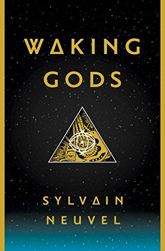 Book Cover: Waking Gods: Book 2 of The Themis Files