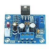 TOOGOO(R) 20W LM1875T Mono Channel Stereo Audio HIFI Amplifier Board Module DIY Kit