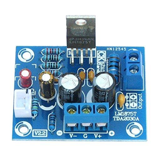 20W LM1875T Mono Channel Stereo Audio HIFI Amplifier Board Module DIY Kit R SODIAL