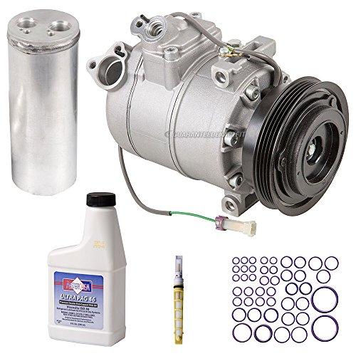 Volkswagen Passat Ac Compressor (New AC Compressor & Clutch With Complete A/C Repair Kit For VW Volkswagen Passat - BuyAutoParts 60-80400RK New)