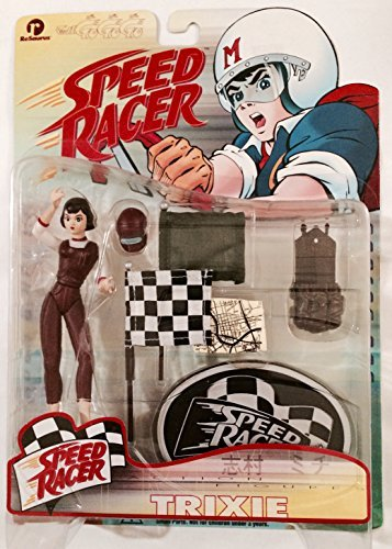 Speed Racer Series One Trixie Action Figure by Speed -
