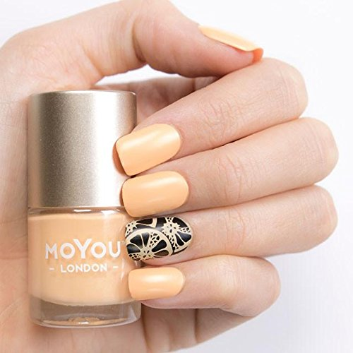 Amazon Com Moyou London Nail Art Stamping Nail Polish You Re A