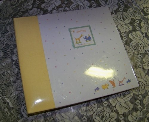 Rare! John Lennon Real Love Baby Pocket Page Photo Album - Baby Shower Gift