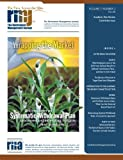 img - for The Retirement Management Journal: Vol. 1, No. 2, Academic Peer Review Committee Issue (Volume 1) book / textbook / text book