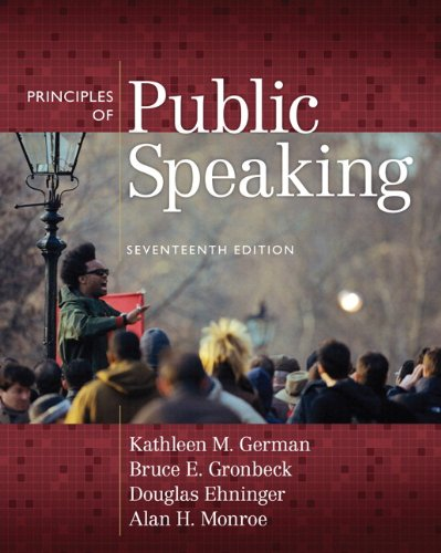 MySpeechLab without Pearson eText -- Standalone Access Card -- for Principles of Public Speaking (17th Edition)