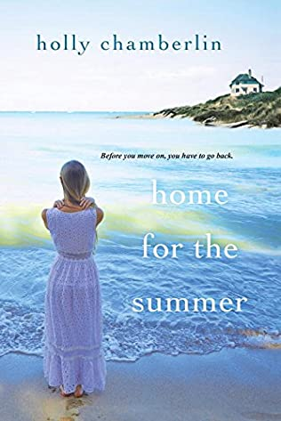 book cover of Home for the Summer