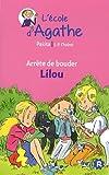 L'Ecole d'Agathe, Tome 26 : Arrête de bouder Lilou