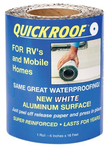 Cofair WQR625 Quick Roof Pro Aluminum White 6
