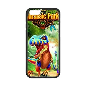 iPhone 6 Plus 5.5 Inch Phone Cases Jurassic Park Back Design Phone Case BRRT1954326