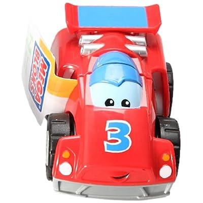 Mega Bloks Racing Rony Building Kit: Toys & Games