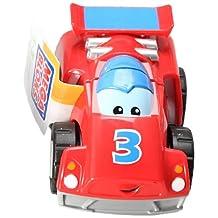 Mega Bloks First Builders Racing Rony