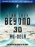 Star Trek: Beyond 3D (Blu-ray 3D + Blu-ray + DVD + Digital HD)