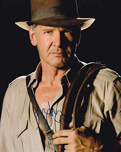Harrison Ford In-person Autographed Photo Indiana Jones
