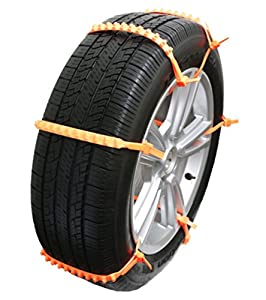 Amazon Com Zip Grip Go Cleated Tire Traction Device For