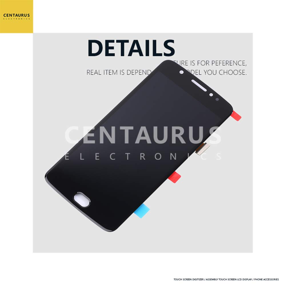CENTAURUS Moto E4 Replacement LCD Display Touch Screen Digitizer Panel  Assembly Full (NO Frame) for Motorola Moto E4 XT1760 XT1762 XT1769 XT1763 /  E
