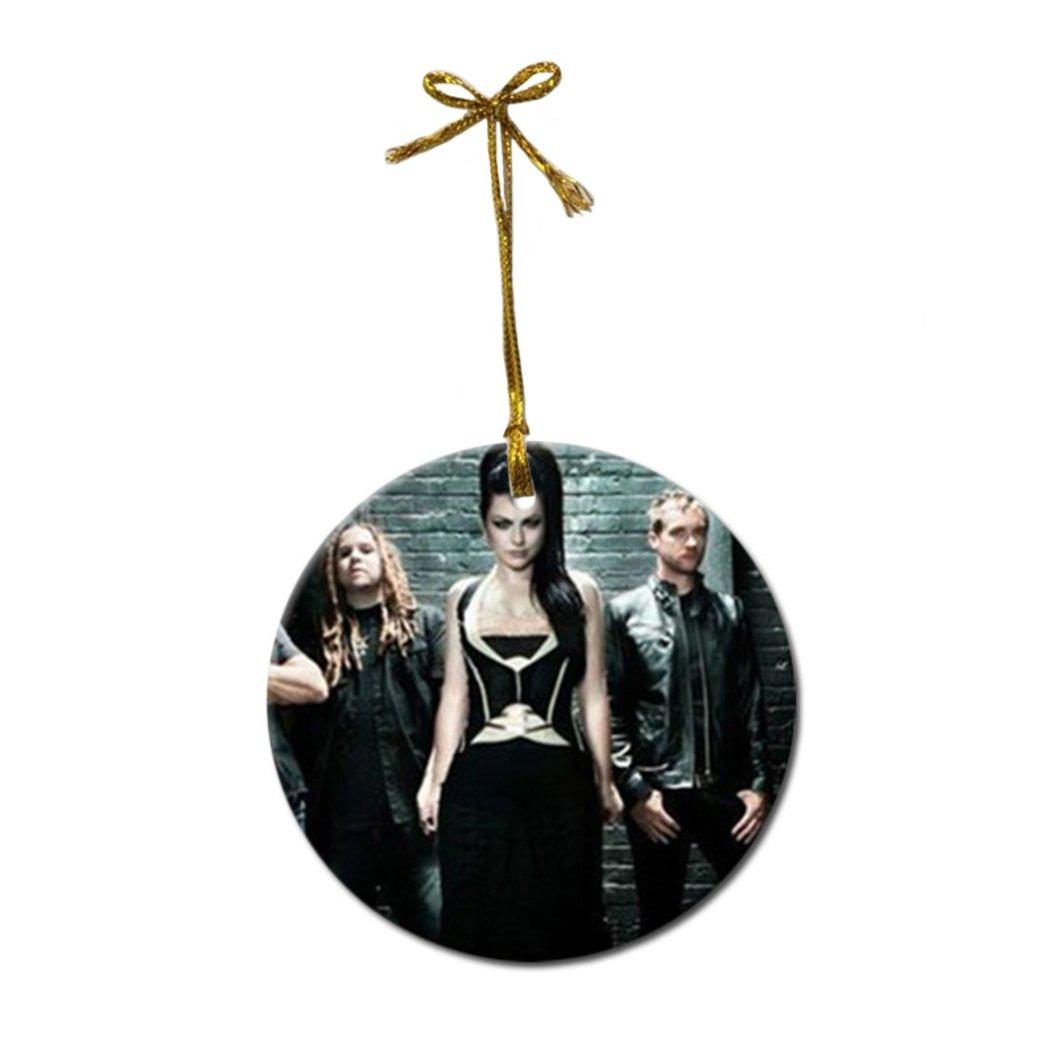 Amazon.com: Evanescence Custom Fashion Porcelain Gift Christmas ...