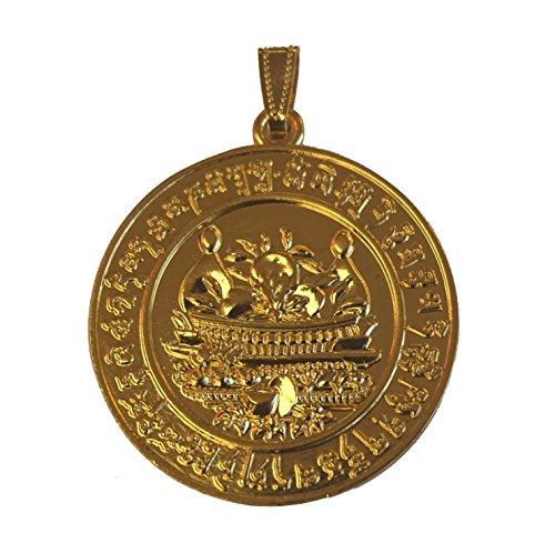 Feng Shui Prosperity Medallion Pendant