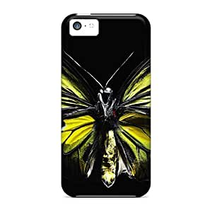 Cute Tpu Mxcases Butterfly Case Cover For Iphone 5c