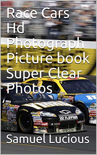 Race Cars Hd Photograph Picture book Super Clear Photos