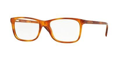 f1edde39f3ac Amazon.com  Burberry Men s BE2178 Eyeglasses Light Havana 53mm  Shoes