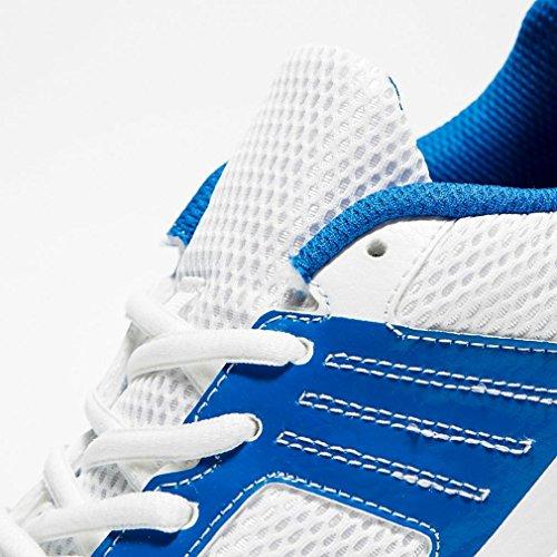 Adidas Howzat Zapatilla Running De Clavos Zapatilla De Cricket - SS17 Blanco