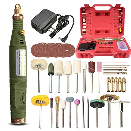 JTW-Multi purpose universal shank AC100-240V 18V Electric Rotary Power Tool Variable Speed Mini Drill HOT Adjustable Speed:18,000 RPM max.