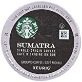 Starbucks Sumatra Coffee K-Cups 96 cups (4-pack)