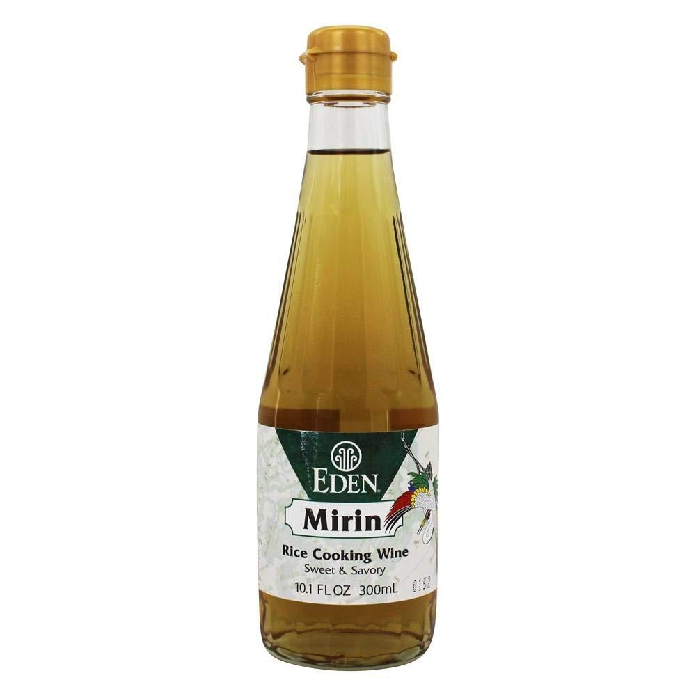 Eden Foods Mirin, Rice Cooking Wine, 10.1 FL oz - 300ml