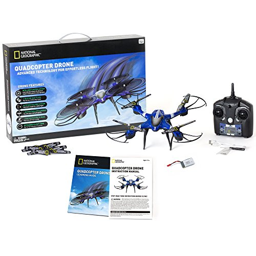 National-Geographic-Quadcopter-Drone-With-Auto-Orientation-and-1-Button-Take-Off-for-Easy-Drone-Flight-360-Degree-Flips-Altitude-Hold-Great-for-Kids-and-New-Pilots