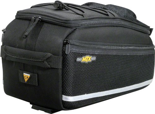 - MTX Trunk Bag EX with rigid molded panels