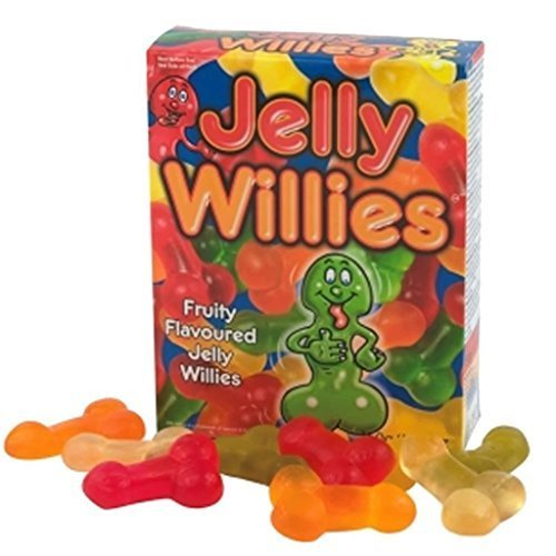 New Jelly Willies Hen Stag Bedroom Night Party Fun by SPF