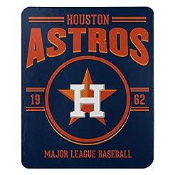 Northwest MLB Houston Astros 50x60 Fleec...