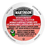 Cheap Martinson Single Serve Coffee Capsules, Winterfest, 24 Count