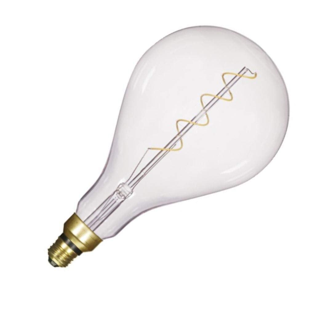 4W PS52 LED ビンテージスタイル アンバー ミディアムベース 120V B07D3DM3T7