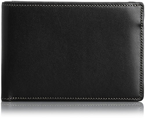 THINly EVERWIN ORIGINAL Leather Bifold Wallet 21548 Black by THINly