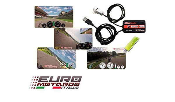 Amazon.com: PZRacing Video Logger Plug&Play Kawasaki Ninja ...