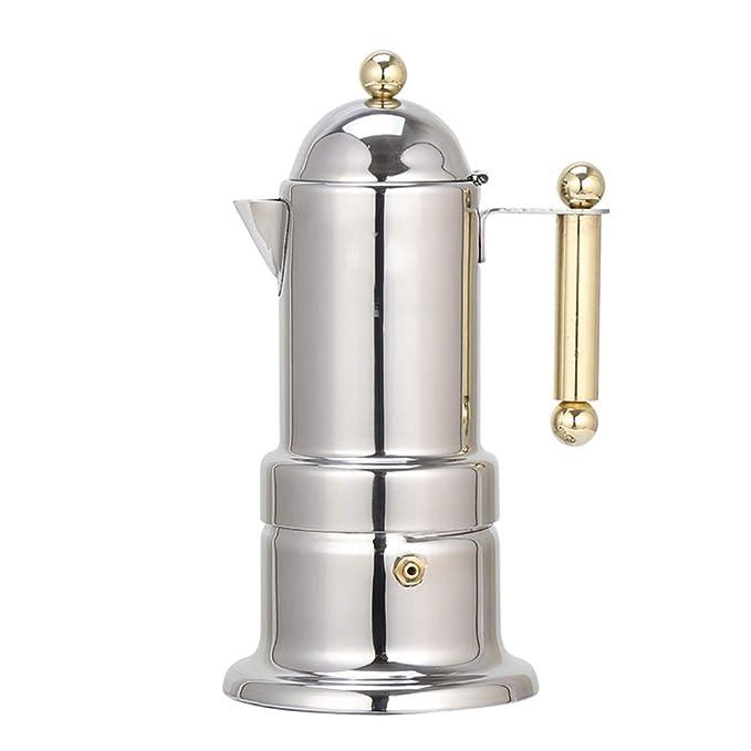 Belingeya-hm Fabricante de Espresso Moka Pot Mocha Coffee ...