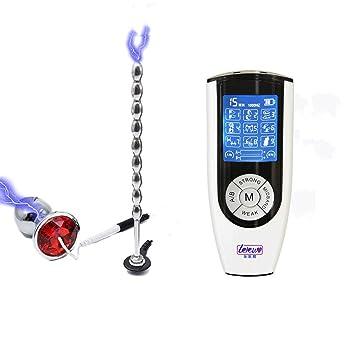 Electroestimulación Sexual, Anal uretral, Electro Penis Plug ...