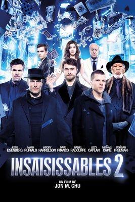 Cartel cine Sonora gran formato - Insaisissables 2 (formato ...
