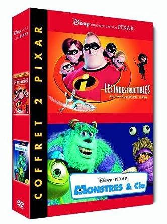Les Indestructibles + Monstres & Cie [Francia] ...