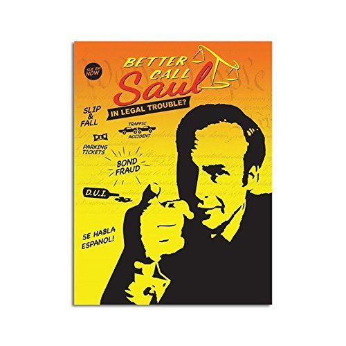 JUST FUNKY Better Call Saul Breaking Bad Funny Lawyer Fleece Throw Blanket/Tapestries Decorative Wall Hanging - Funny Gift, Sofa/Bed Kids Blanket by JUST FUNKY (Image #2)