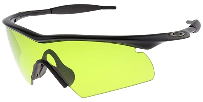 ebec38a6be Image Unavailable. Image not available for. Color  Oakley SI M-Frame Hy  Black w Laser Toric Sunglasses