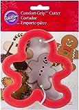 Wilton Gingerbread Boy Comfort Grip Cookie Cutter
