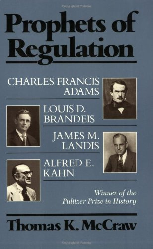 Image of Prophets of Regulation