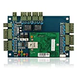 Professional Access Control Door Board Panel 2 Doors 4 Readers Controller Office TCP IP Network