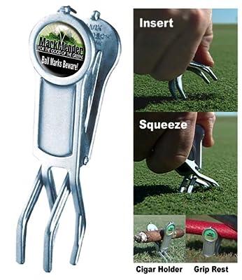 Mark Mender Multi-purpose Golf & Divot Tool