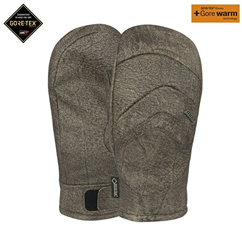 Pow Royal Gore Tex Thinsulate Ski Snow Cascade Series Mitt Distressed XL ()