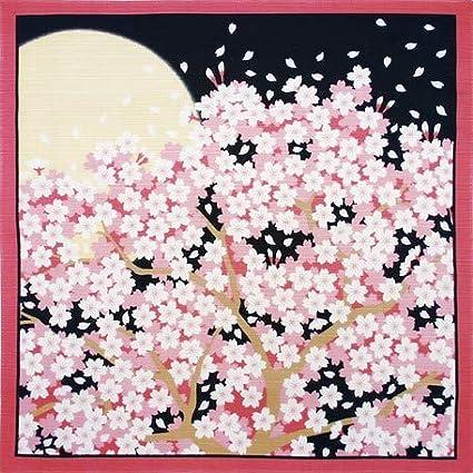 Yamako 88079 - Toalla Japonesa de tenugui (Toalla de Cara Japonesa), diseño de