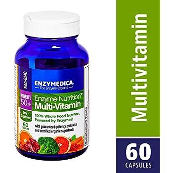 Amazon Com Enzyme Nutrition Women S 50 Multi Vitamin